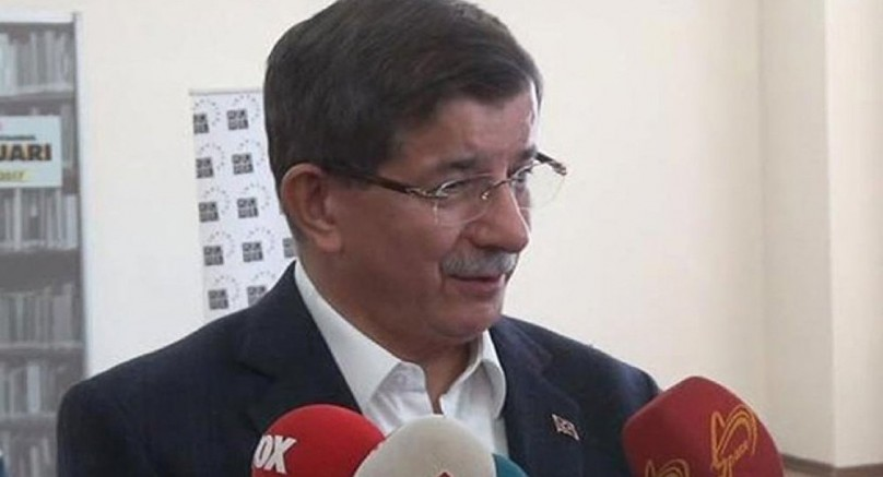 Ahmet Davutoğlu yeni parti için bugün başvuru yapıyor