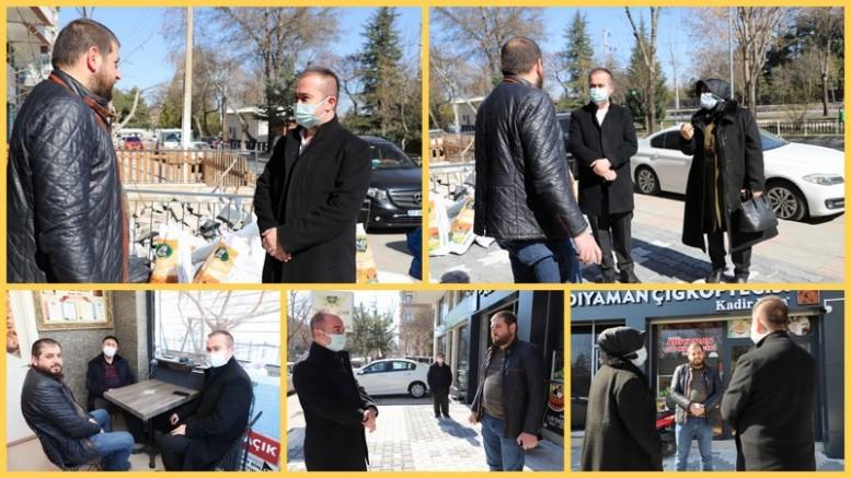 """AKP İl Başkanı Uluçay; """"Saldırıyı şiddetle kınıyorum"""""""