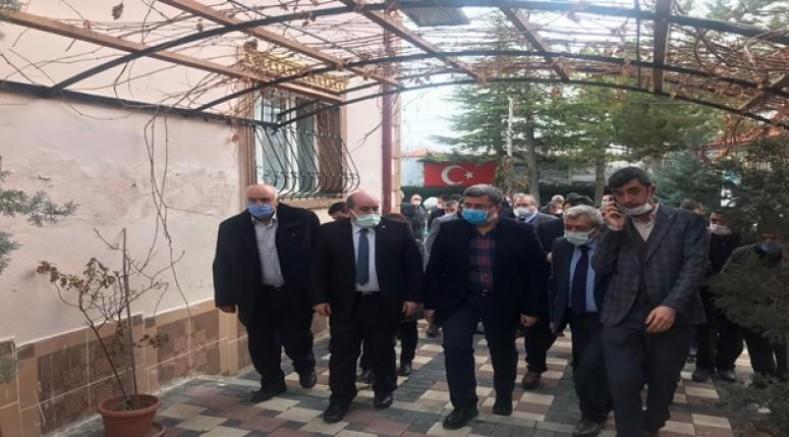 Ali Özkaya, Bolvadin ve Emirdağ'da incelemelerde bulundu