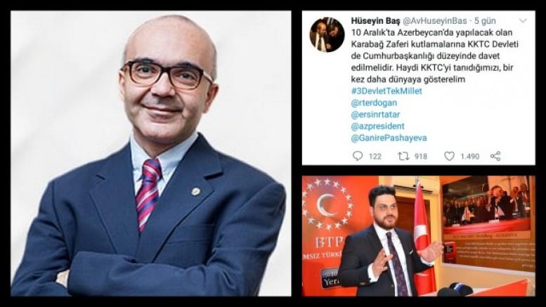 """DOSTER; """"HÜSEYİN BAŞ'IN ÇAĞRISI ÇOK ANLAMLIDIR"""""""