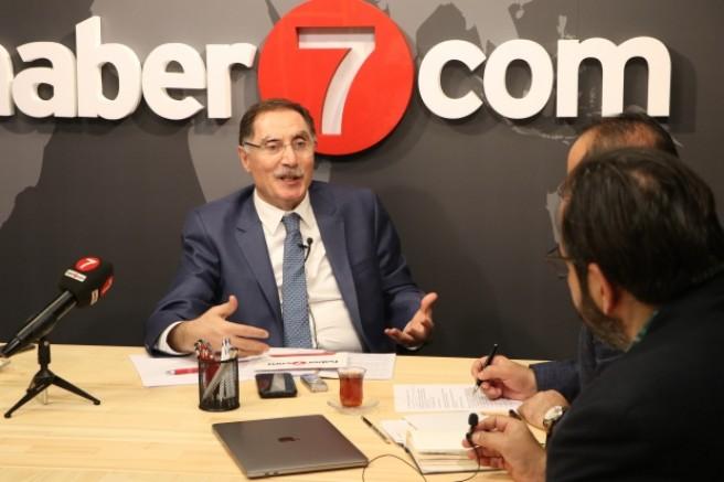 KDK Başkanı Şeref Malkoç: Kamu hizmeti daha güleryüzlü olacak
