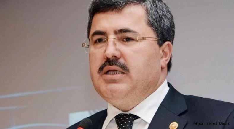 Milletvekili Av. Ali Özkaya Libya Tezkeresi Hakkında Açıklamalarda Bulundu..