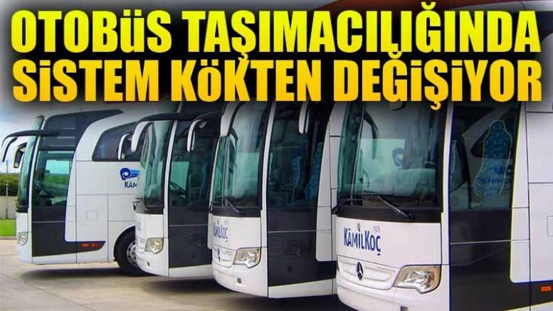 Otobüs hizmetlerinde hostessiz dönem başlıyor